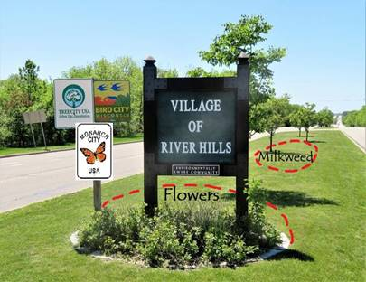 Monarch City – The Village of River Hills